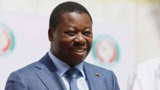 Faure Gnassingbé wasimbuye se Gnassingbé Eyadem, ahertse gutorerwa manda ya kane