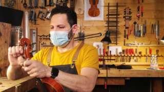 克雷莫納的小提琴作坊