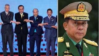 Thống tướng Min Aung Hlaing có khả năng sẽ tham dự hội nghị ASEAN tại Indonesia lần này