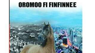Kitaaba Oromoo fi Finfinnee jedhu barreessaa Darajjee Bahaaruun barraa'e