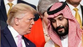 وجد محمد بن سلمان في دونالد ترامب حليفاً قوياً بينما جو بايدن لا يحبذ التعامل معه