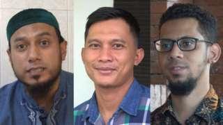 Abu Farros, Syahrul Munif, Wildan Bahriza