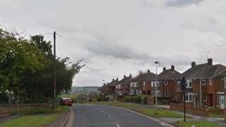 Google Maps image of Orgreave Lane
