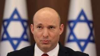 Waziri mkuu wa Israel Naftali Bennet