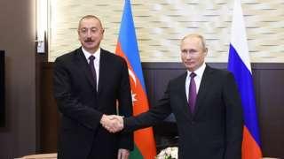 Əliev və Putin