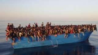 Her yıl çok sayıda göçmen Akdeniz'i geçerek Avrupa'ya ulaşmaya çalışıyor