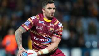 Danny Brough played a key role in making a winning return after a two-match ban