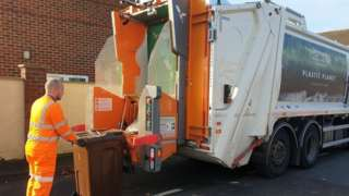 Derby council waste collection