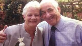 Barbara and Sid Samways