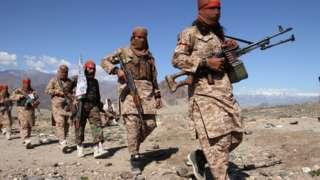 အာဖဂန်နစ္စတန်၊ တာလီဘန်