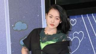 Television hostess Dee Hsu