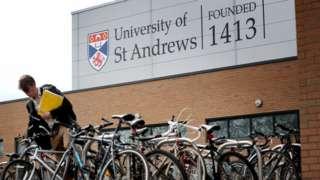 Student at St Andrews University