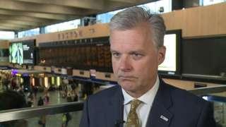 Mark Carne, chief executive Network Rail