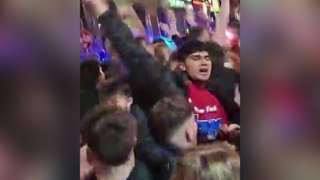 Liverpool crowd