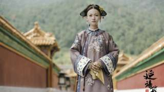 The protagonist Wei Yingluo, of Yanxi Palace