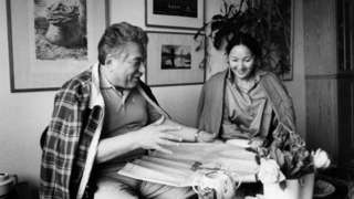 Мария Айтматова жана Чыңгыз Айтматов