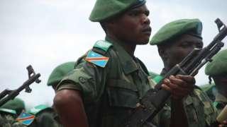 Igisirikare ca Congo kivuga ko ubu kiri guhangana n'abasigaye