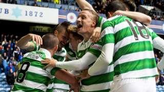 Celtic won 5-1 at Ibrox