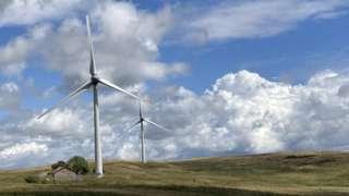 Aman Awel Tawe wind turbines
