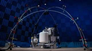 美国宇航局的通用废物管理系统