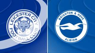 Leicester v Brighton