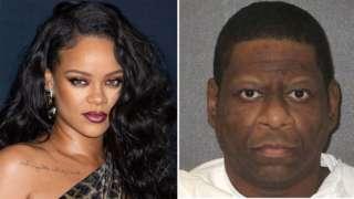 Rihanna and Rodney Reed