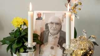 A photo of Reza Sedghi