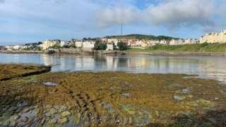 Port St Mary Beach