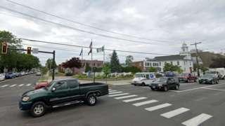 Street view of Hamden, Connecticut