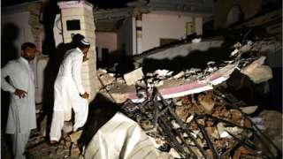 पाकिस्तान भूकम्प