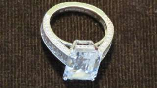 The 8.9 carat ring seized by the NCA