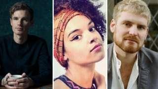 Al Lewis, Kizzy Crawford, Gwilym Bowen Rhys
