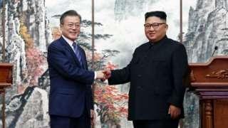 ကိုရီးယား၂နိုင်ငံခေါင်းဆောင်တွေကြား စာအပြန်အလှန်ရေးတာတွေရှိတယ်လို့ တောင်ကိုရီးယားသမ္မတရုံးဘက်က ပြော