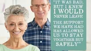 domestic abuse campaign
