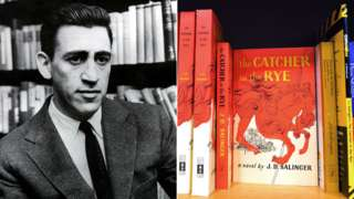 JD Salinger and books