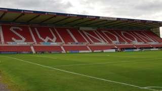Swindon Town's County Ground