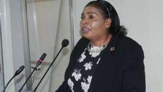 Albina Chuwa, mkuu wa Taasisi ya Taifa ya Takwimu Tanzania(NBS)
