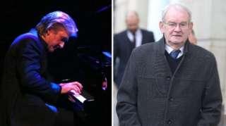 Barry Douglas and Alan Black