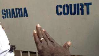 Sharia court notice