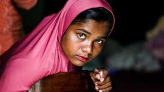 rohingya refugee in Indonesia