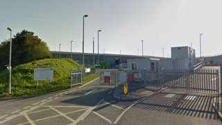 Chelson Meadow Recycling Centre