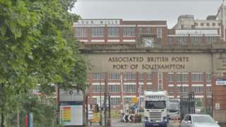 Associated British Ports building