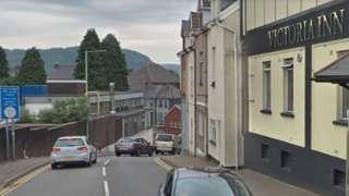 High Street, Graig, Covid