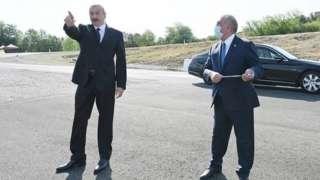 prezident İlham Əliyev, ismayillı, icra