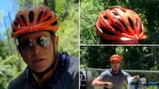cyclist suspect