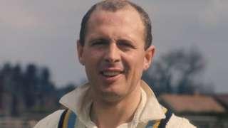Geoffrey Boycott in 1970