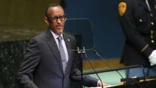 Paul Kagame Rwanda President
