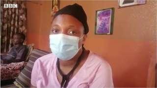 Blessing Olajide, a murdered undergraduate in Ilorin