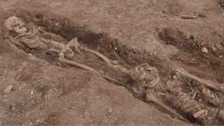 Skeleton uncovered