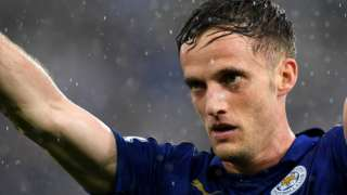 Leicester's Andy King